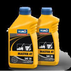 Универсальное масло YUKO MASTER 4T SAE 30