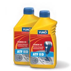 Жидкость для автоматических коробок передач YUKO ATF IID