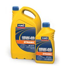 Универсальное моторное масло DYNAMIC 10W-40 5 литров